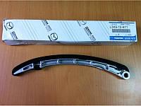 Башмак натяжителя цепи (производство MAZDA ), код запчасти: L3K912671