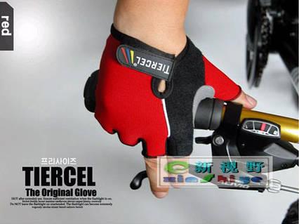 Стильные велосипедные перчатки, велоперчатки, фото 2