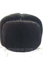 Мужская норковая шапка (обманка)