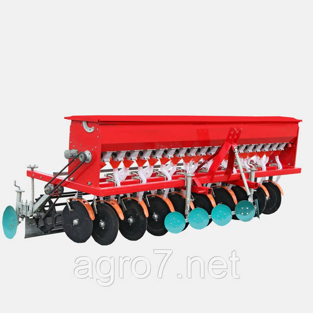 Сеялка зерновая СЗ-12 Люкс