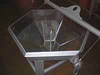 Бетонная основа для флагштока, фото 1