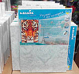Картина по номерам 'Большой букет в стеклянной вазе-2', 40х50см (КНО1050), фото 9