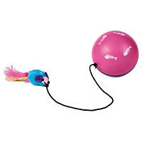 Trixie (Трикси) 4564 Мышка и мячик с моторчиком 9 см
