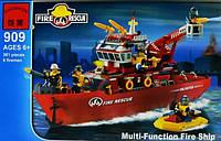 Конструктор Fire Rescue | Пожарный корабль
