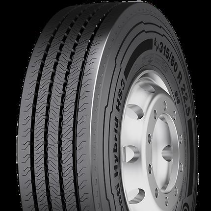 континенталь hd гибрид шины грузовые отзывы
