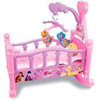Кукольные кроватки для любимых пупсов в ассортименте у нас на сайте!