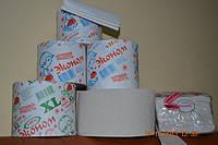 Производство и продажа оптом и мелким оптом санитарно-гигиенической продукции: туалетная бумага и салфетки.