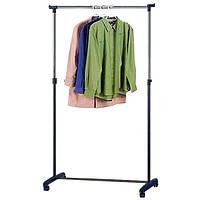Стойка-вешалка для одежды одинарная (длина 96 см), фото 1