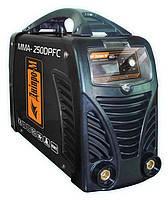 """Зварювальний інвертор """"Дніпро-М"""" mini ММА 250 DPFC (дисплей, пластикова панель, кейс, модель F), фото 1"""