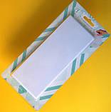Утюжок прямоугольный с бортом для мастики, теста, марципана, полимерной глины, фото 4