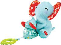 Мягкая погремушка-подвеска Дрожащие слоники Fisher-Price