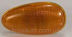 Повторювач поворотів помаранчевий Lanos / Ланос, 96303241