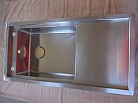 Мойка из нержавеющей стали  Cooke & Lewis AMPÈRE 1 BOWL , фото 1