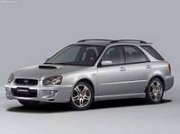 Лобовое стекло на Subaru impreza хэтчбек 2000-07 г.в.