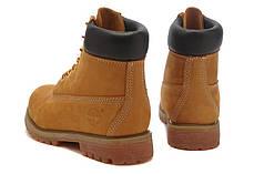 Timberland женские ботинки желтые топ реплика, фото 3
