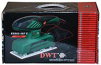 Плоскошлифовальная шлиф машина вибро DWT  ESS 02 - 187 T