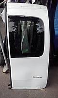 Дверь задняя (багажник) Рено Канго  2 распашная правая