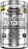 Глютамин Muscletech Platinum 100% Glutamine, 302 грамма