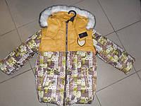 Куртка зимняя на мальчика 98 см.