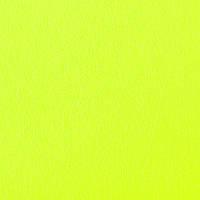 Фетр корейский мягкий 1.2 мм, 22x30 см, НЕОНОВЫЙ ЖЕЛТЫЙ, фото 1
