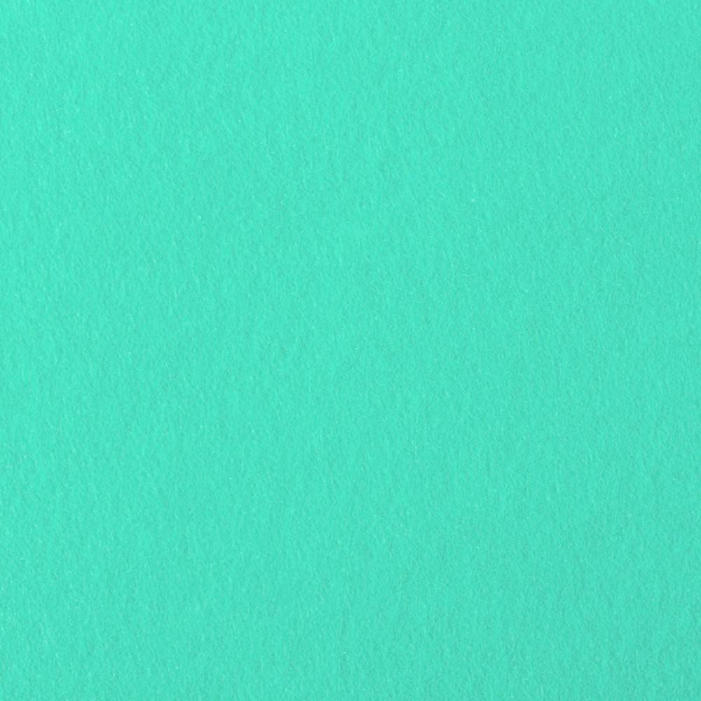 Фетр корейский мягкий 1.2 мм, 55x30 см, МЯТНЫЙ