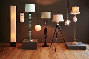 Освещение (люстры, светильники, лампы, светодиодные ленты)
