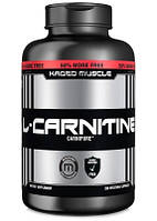 Л-карнитин Kaged Muscle L-Carnitine 120 капсул (750 мг)