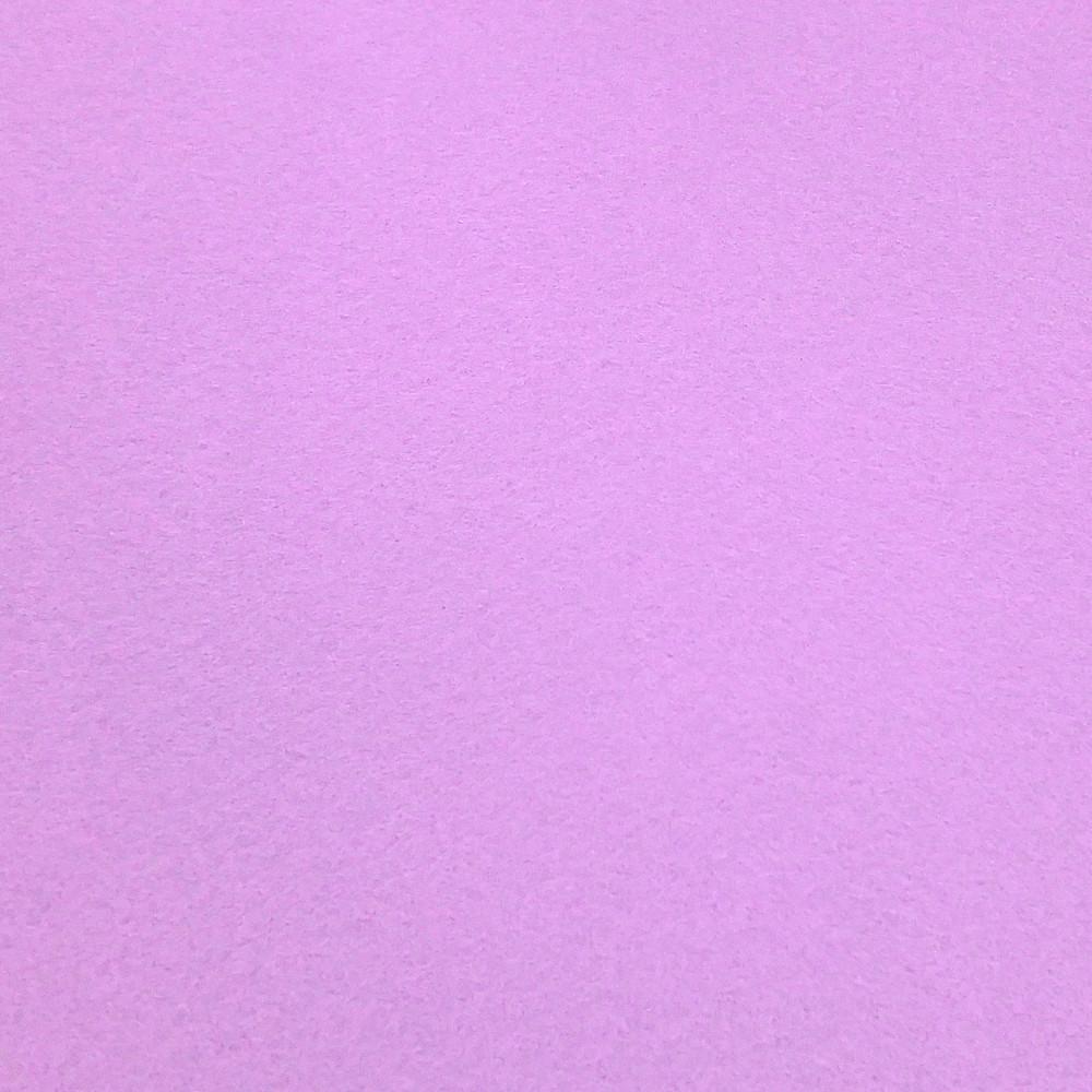 Фетр корейский мягкий 1.2 мм, 22x30 см, СИРЕНЕВЫЙ