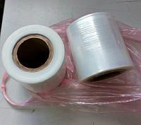 Пленка упаковочная, ширина рулона 10 см, стрейч-пленка 300 метров., фото 1