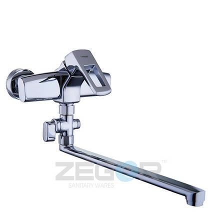 Смеситель для ванны Zegor NEF6-A232, фото 2