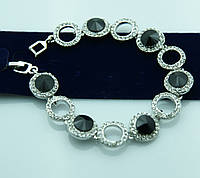 Симпатичный нарядный браслет. Качественные браслеты оптом. 947