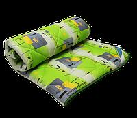Одеяло шерсть тик 145*210