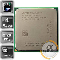 Процессор AMD Phenom X4 9500 (4×2.20GHz/2Mb/AM2+) б/у