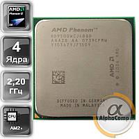 Процессор AMD Phenom X4 9500 (4×2.20GHz/2Mb/AM2+) б/у