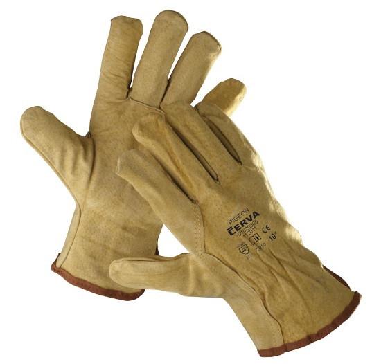 Перчатки кожаные CERVA