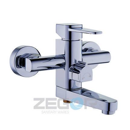 Смеситель для ванны Zegor EGA3-A130, фото 2