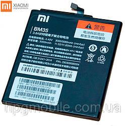 Аккумулятор (АКБ, батарея) BM35 для Xiaomi Mi4c, Li-Polymer, 3,84 B, 3000 мАч, оригинал