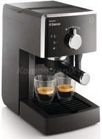 Ріжкова кавоварка еспресо Saeco Poemia Manual Espresso (HD8423/19)