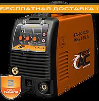 Сварочный аппарат МIG/MAG/TIG/MMA 185 7,7кВа ТехАС