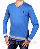 Легкий мужской свитер молодежный