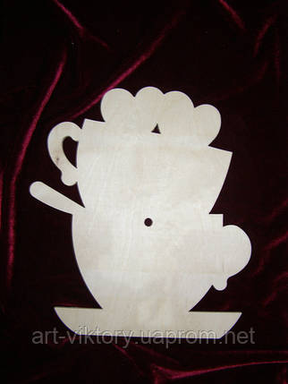 Посуд гірка мала 25 х 28 см), декор, фото 2