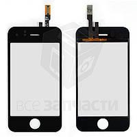 Сенсорный экран для мобильного телефона Apple iPhone 3G, черный