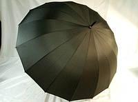 Семейный зонт трость на 16 карбоновых спиц № 1004  от Max Komfort