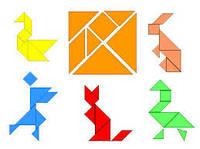 Танграмы (геометрические игры)