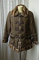 Куртка теплая осень зима Petite M. р.52-54 7297а