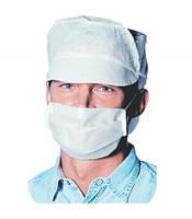Медична маска 2-шарова. одноразова (100шт.)
