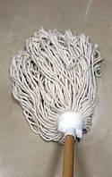 Швабра верёвчатая для влажной уборки