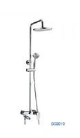 Душевая система DS0010 Prizma GLOBUS Lux с верхним душем