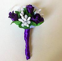Бутоньерка на свадьбу №8