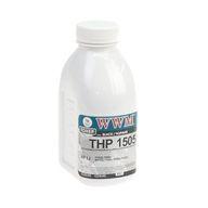 Тонер WWM THP1505 для HP P1005/1505/M1120/1522 бутль 105г Black (TB86-2)